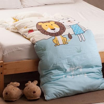 Carolan  好伙伴 純棉 加大型舖棉兒童睡袋