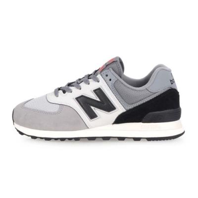 NEWBALANCE男復古慢跑鞋NEW BALANCE灰黑