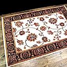 范登伯格 - 琥珀 進口地毯 - 金柔 (黑) (迷你款 - 70 x 105cm)