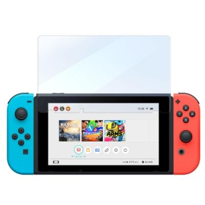 Metal-Slim 任天堂Nintendo Switch 抗藍光9H鋼化玻璃保護貼