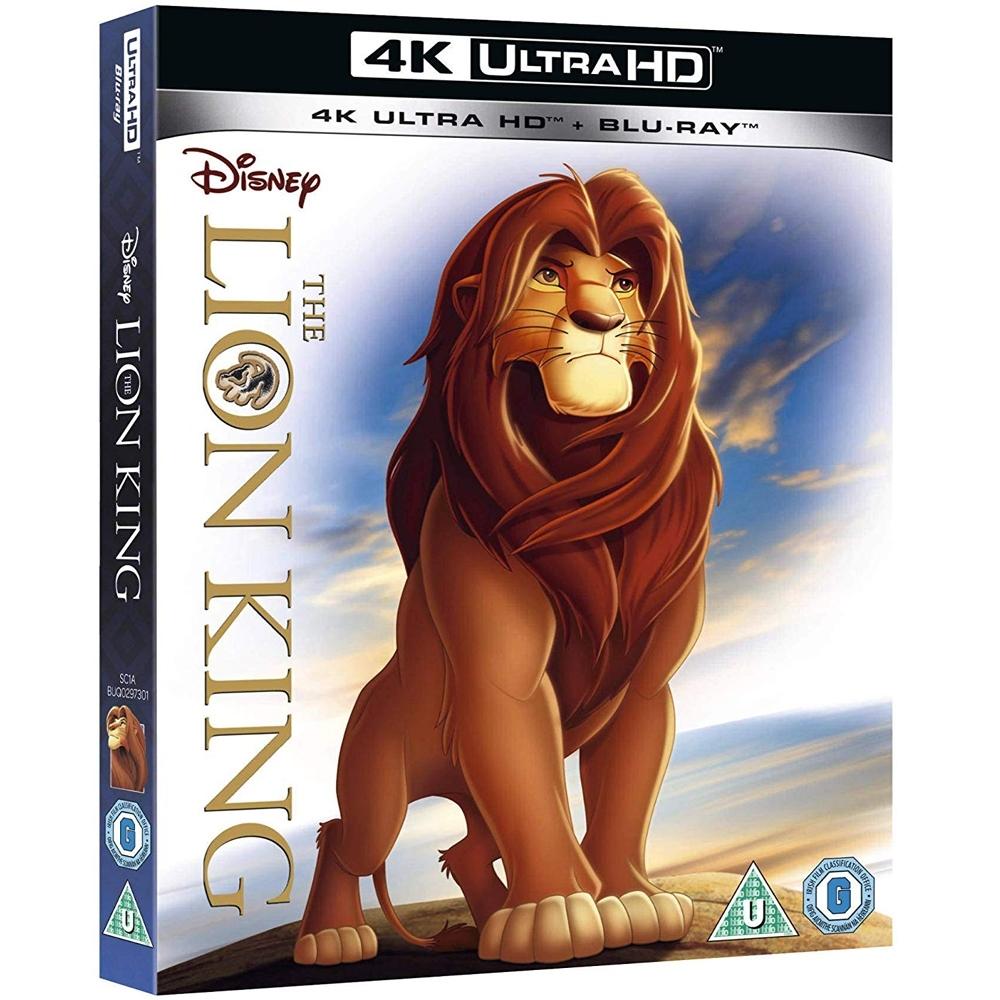 獅子王 4K UHD The Lion King