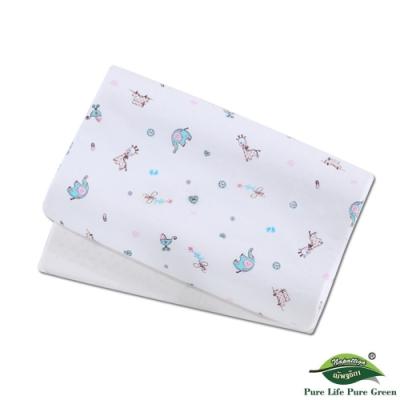 Napattiga Latex娜帕蒂卡泰國皇家Royal天然雙層低頸乳膠枕NKP