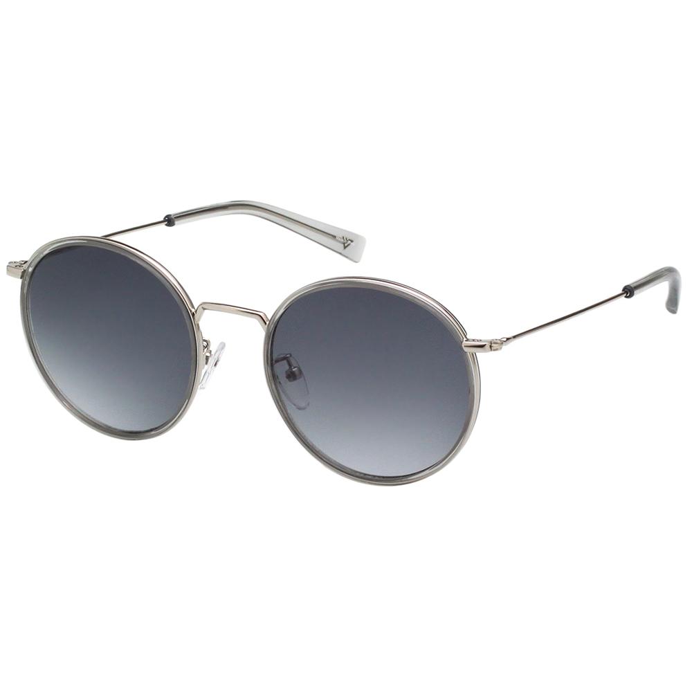 VEDI VERO 復古圓框 太陽眼鏡 (灰配銀)VE856