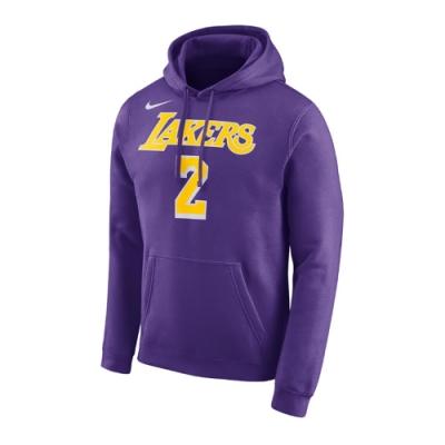 NIKE NBA 連帽T恤 湖人隊 Lonzo Ball