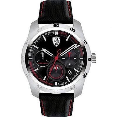 FERRARI 法拉利競速快感運動腕錶/FA0830444