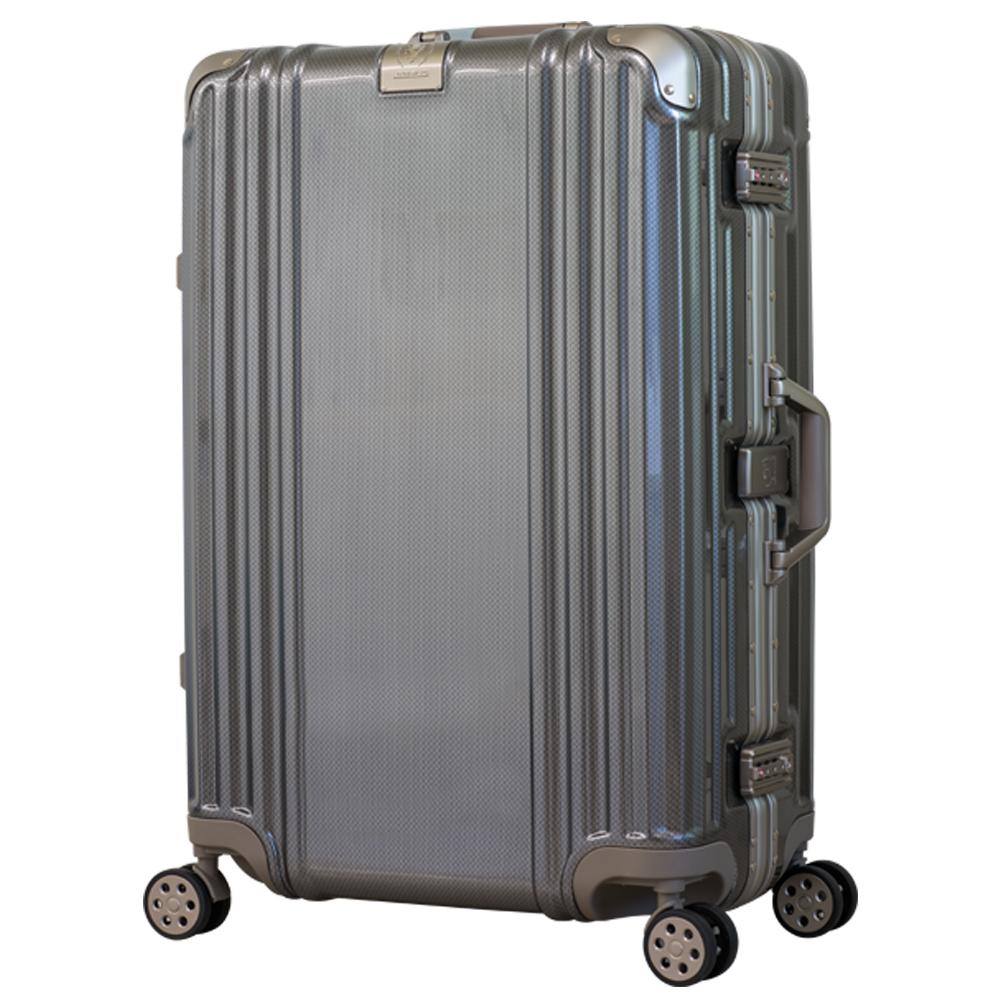 日本LEGEND WALKER 5509-70-29吋 行李箱 晶銀黑
