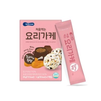韓國 BEBECOOK 初食拌飯香鬆(雞肉味噌)