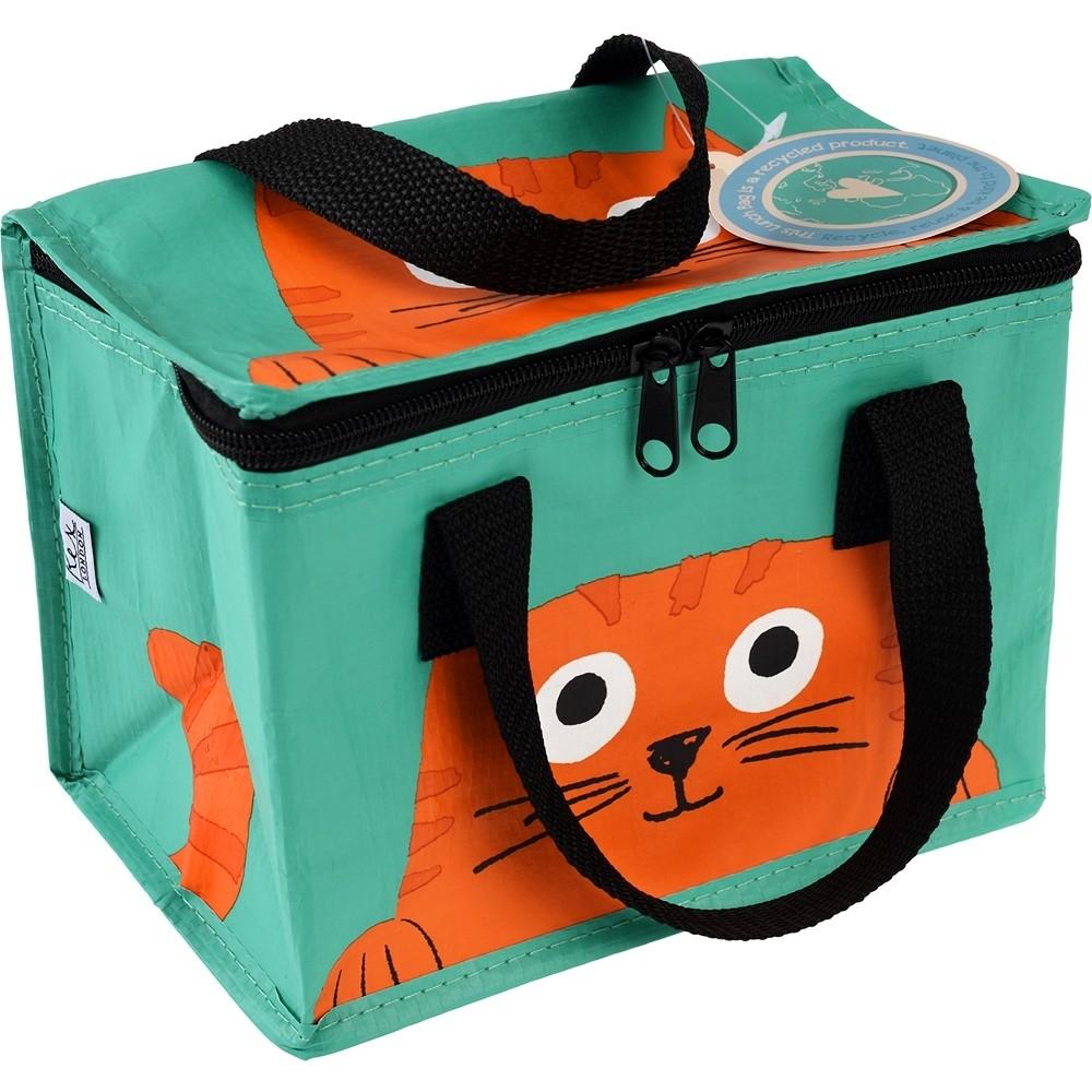 《Rex LONDON》環保保冷袋(橘貓)
