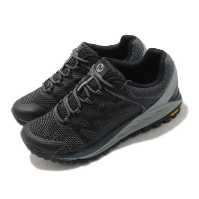 Merrell 戶外鞋 Antora 2 GTX 防水 女鞋 登山 越野 耐磨 黃金大底 穩定 彈性 黑 灰 ML066750