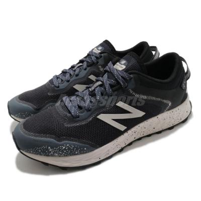 New Balance 慢跑鞋 Arishi Trail 超寬楦 男鞋 紐巴倫 輕量 透氣 舒適 避震 路跑 黑 藍 MTARISCK4E
