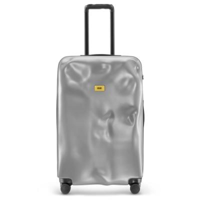 【Crash Baggage】New Icon拉鍊款29吋閃銀防撞行李箱