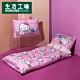 【倒數3天↓全館5折起-生活工場】Hello Kitty 兒童睡袋 product thumbnail 1