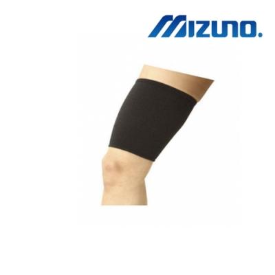 Mizuno 美津濃 日製護大腿 (單只) 黑 C2JS760209