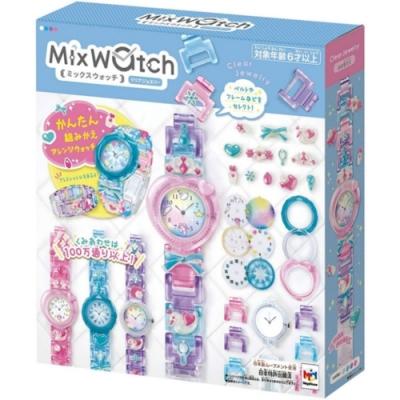 任選 MIX WATCH手錶 可愛手錶製作組 果凍版_MegaHouse MA51478 公司貨