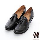 SM-英倫復古風皮鞋(2色)
