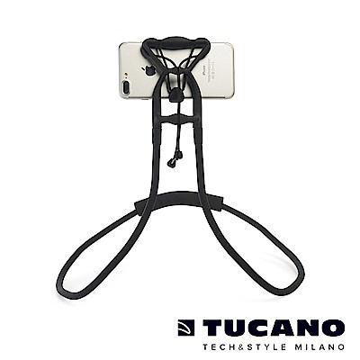 Tucano Sospendo 懶人神器-放開那個平板 (10 以下適用)-黑