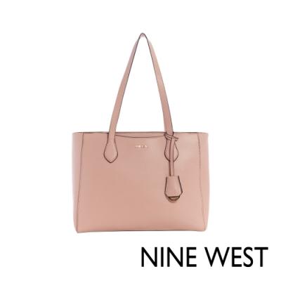 NINE WEST SHAYDEN大容量單肩托特包-玫瑰粉(117223)