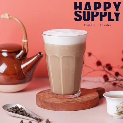 【HAPPY SUPPLY】HS蛋白機能飲-阿薩姆奶茶 -12入組(盒)