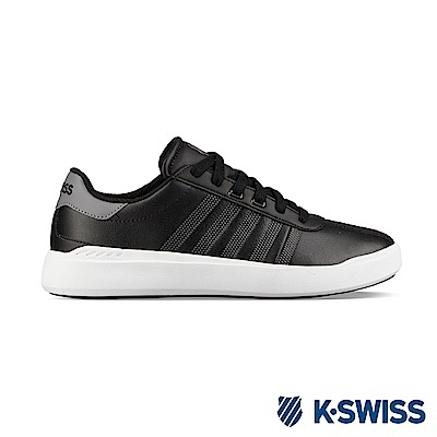 K-Swiss Heritage Light L休閒運動鞋-男-黑