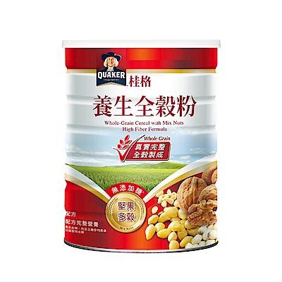 桂格 堅果多穀養身全穀粉(600g)