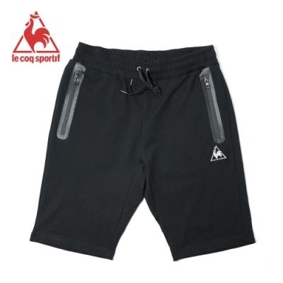 法國公雞牌針織短褲 LOJ8140399-男-黑