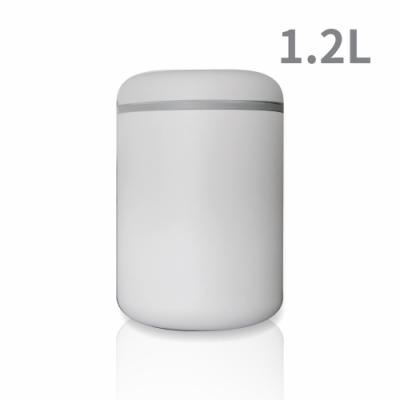 FELLOW ATMOS不鏽鋼真空密封罐(1.2L)-霧面白