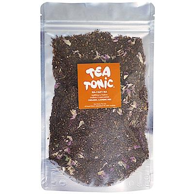 Tea Tonic 玫瑰花瓣&國寶花草茶密封包(無咖啡因)60g