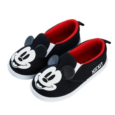 迪士尼童鞋 米奇 復古立體造型休閒便鞋