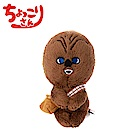 日本正版授權 星際大戰 丘巴卡 排排坐玩偶 拍照玩偶 238444