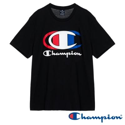 Champion EU Legacy Logo短T(黑色)