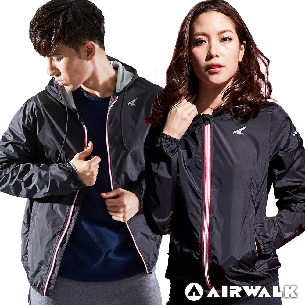 【AIRWALK】情侶款風衣外套*時時樂限定*