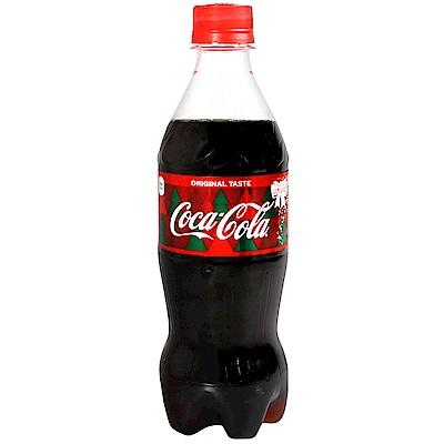 Coca Cola 可口可樂-蝴蝶結版(500ml)