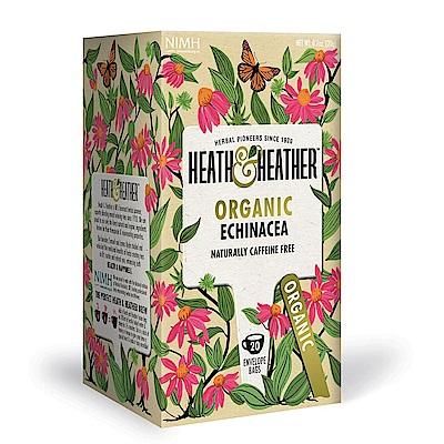 Heath & Heather 有機紫錐菊茶(20入/盒)