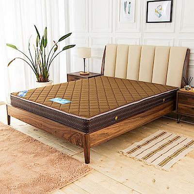 時尚屋 歐格登3D立體硬式6尺加大雙人獨立筒彈簧床墊