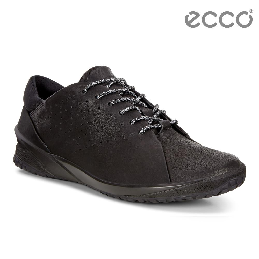 ECCO BIOM LIFE. 極致透氣運動鞋 女-黑