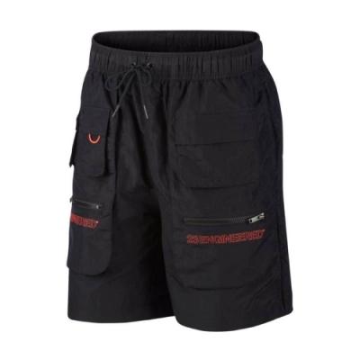 Nike 短褲 Engineered Utility 男款 Jordan 23 喬丹 飛人 膝上 黑 紅 CN7299011