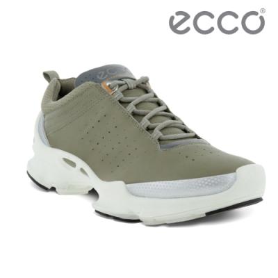 ECCO BIOM C M 銷售冠軍自然律動健步鞋 男鞋 草綠色