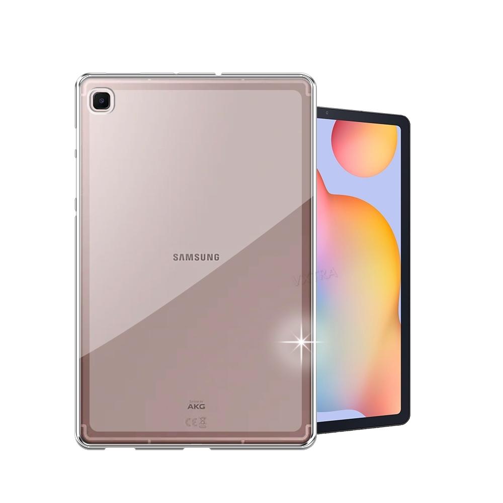 VXTRA 三星 Samsung Galaxy Tab S6 Lite 10.4吋 清透磨砂質感 TPU保護軟套 P610 P615