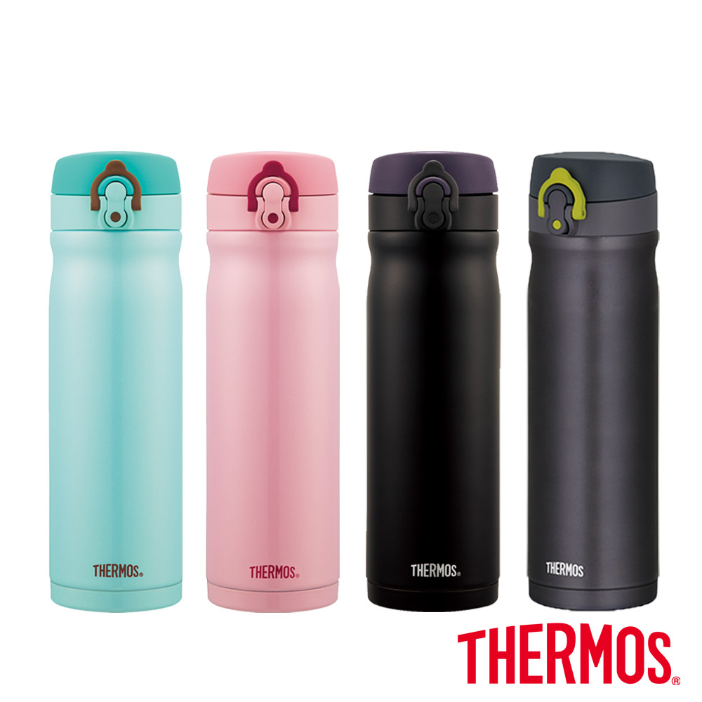 THERMOS 膳魔師不鏽鋼真空保溫瓶0.5L(JMY-502/503)