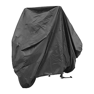 加厚防曬塗層機車罩、摩托車罩-L
