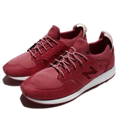 New Balance 休閒鞋 420 Wide 寬楦 運動 女鞋 紐巴倫 基本款 舒適 簡約 穿搭 紅 白 WRL420SCD