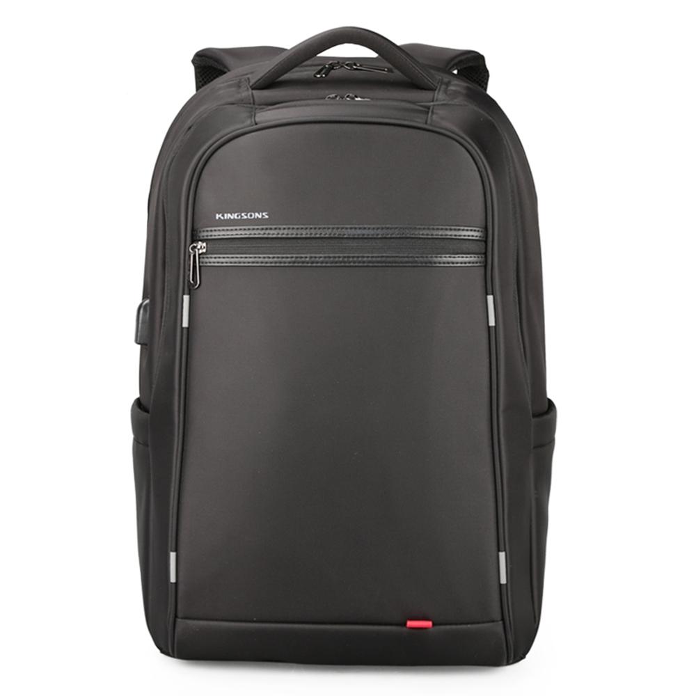 KS3182BK  大容量電腦後背包17吋黑色