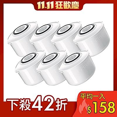 [年度最殺!獨家組合158.7/入] 3M即淨長效濾水壺專用濾心4+3入濾心贈品
