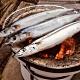(滿899免運)【上野物產】極品嚴選肥美秋刀魚 ( 600g土10%/包 ) *1包 product thumbnail 1