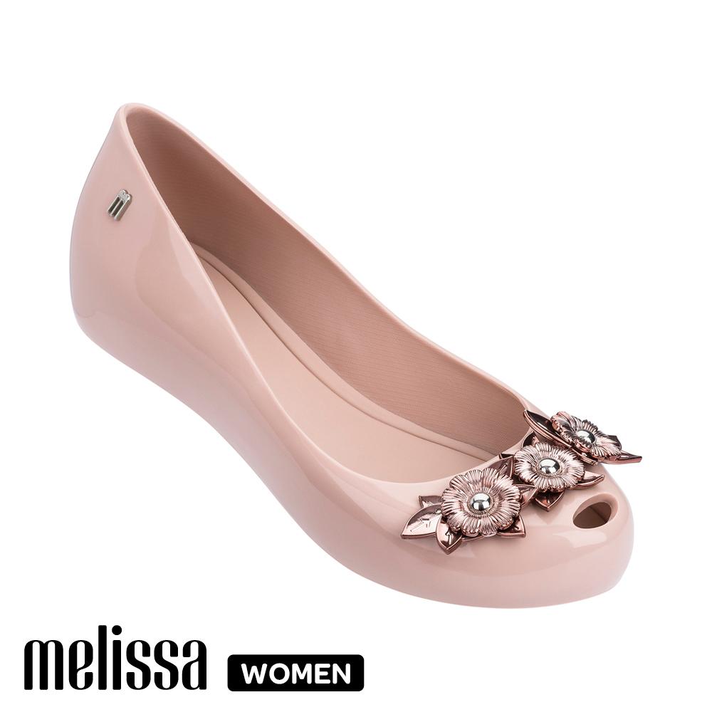 Melissa 經典款 娃娃鞋-粉色
