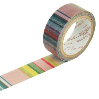 LES TOILES DU SOLEIL 法國蘇蕾包-紙膠帶-馬鞭草-粉