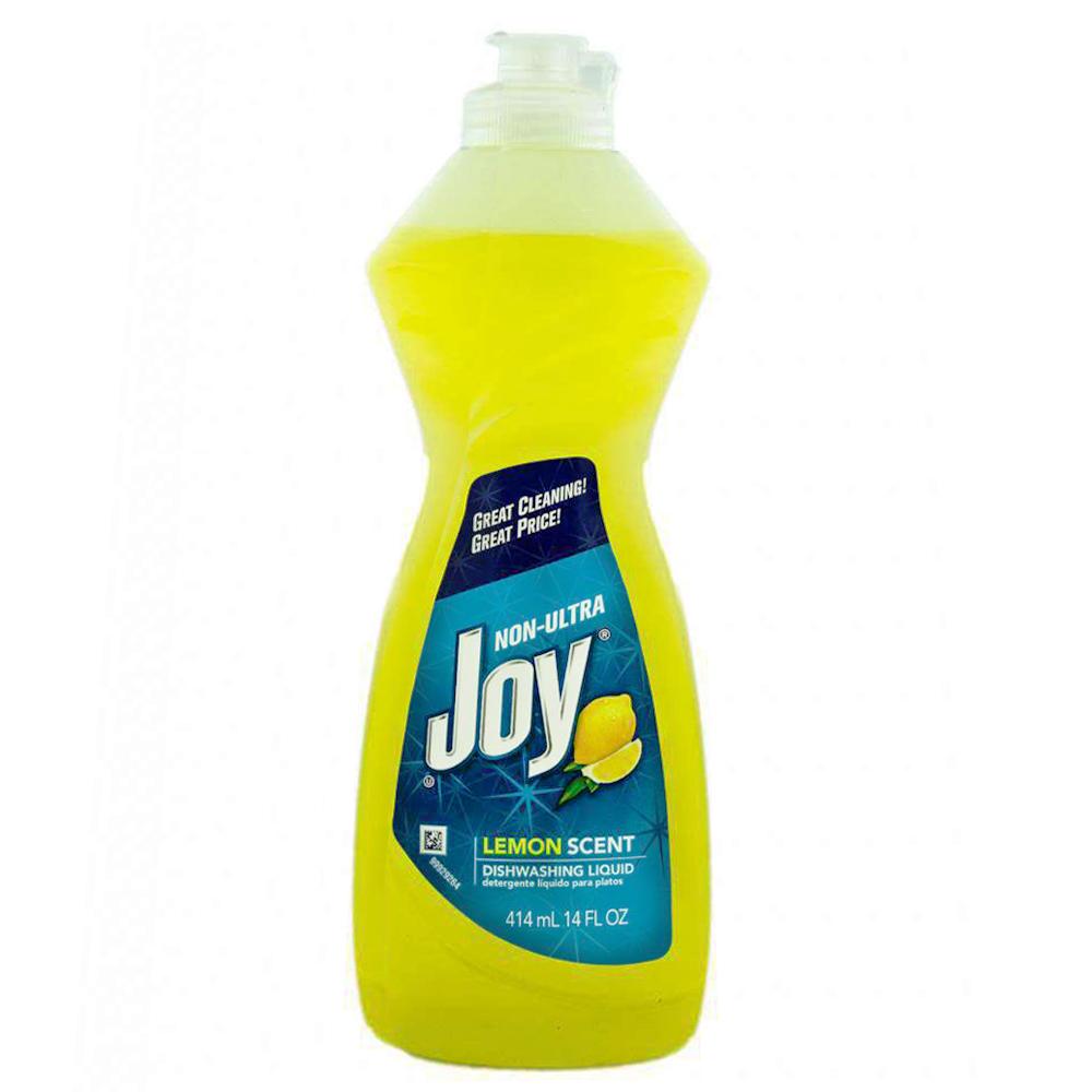 美國 JOY 檸檬洗碗精(14oz/414ml)