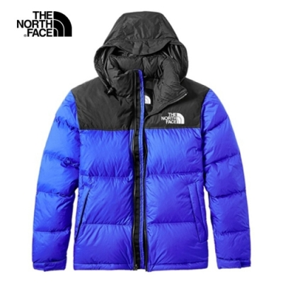 The North Face 1996Nuptse 羽絨外套 藍 NF0A496SCZ6