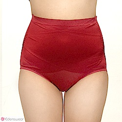 【Edenswear 伊登詩】德國專利鋅纖維魔塑抗菌機能褲(紅色)