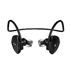 AWEI A840BL 後掛式立體運動藍芽耳機-黑色